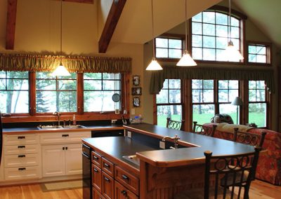 Ada Lake Landing Kitchen