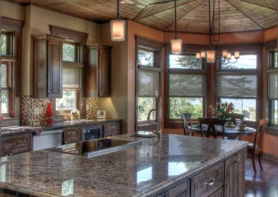 Kimble Lake Shores Kitchen