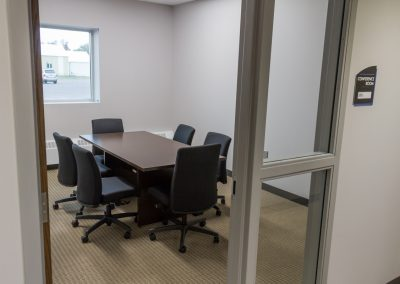Isanti Sheriff's Office Meeting Room