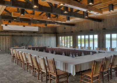 Madden's Wilson Bay Lodge Meeting Room