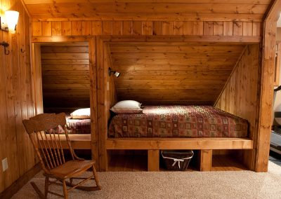 Mission Lake Bunks