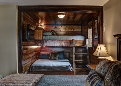 Ossie Lodge Bunks