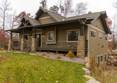 Shoreview Retreat Exterior