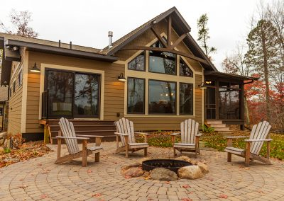 Shoreview Retreat Patio
