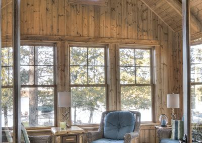 South Bay Cabin Porch