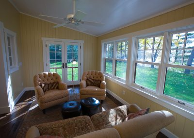 Urbans Point Cottage Sitting Room