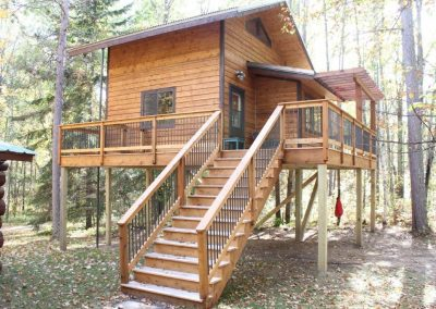 Wolfe Creek Tree House