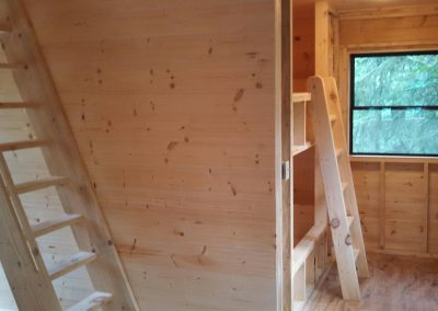 Wolfe Creek Tree House Bunk