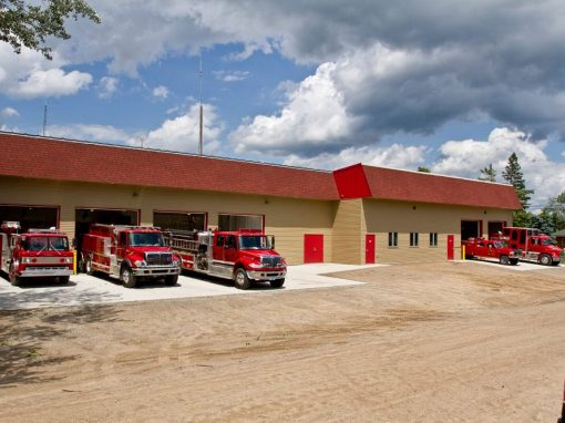 Hill City Fire Hall