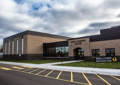 Warroad High School and Early Learners Center